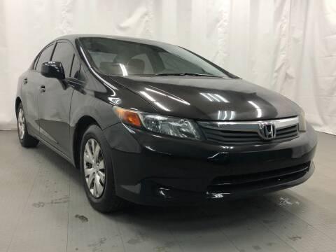 2012 Honda Civic for sale at Direct Auto Sales in Philadelphia PA