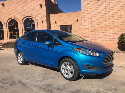 2014 Ford Fiesta for sale at Freedom  Automotive in Sierra Vista AZ