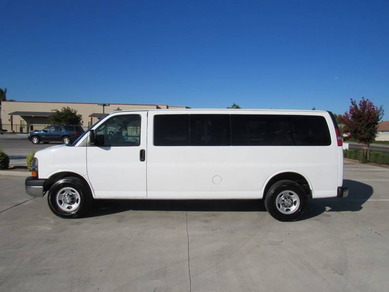 2016 Chevrolet Express Passenger for sale at Repeat Auto Sales Inc. in Manteca CA