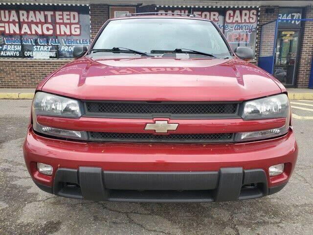 2004 Chevrolet TrailBlazer EXT for sale at R Tony Auto Sales in Clinton Township MI