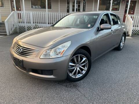 2008 Infiniti G35 for sale at Georgia Car Shop in Marietta GA