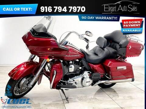 2012 Harley-Davidson FLTRU ROAD GLIDE ULTRA for sale at Elegant Auto Sales in Rancho Cordova CA
