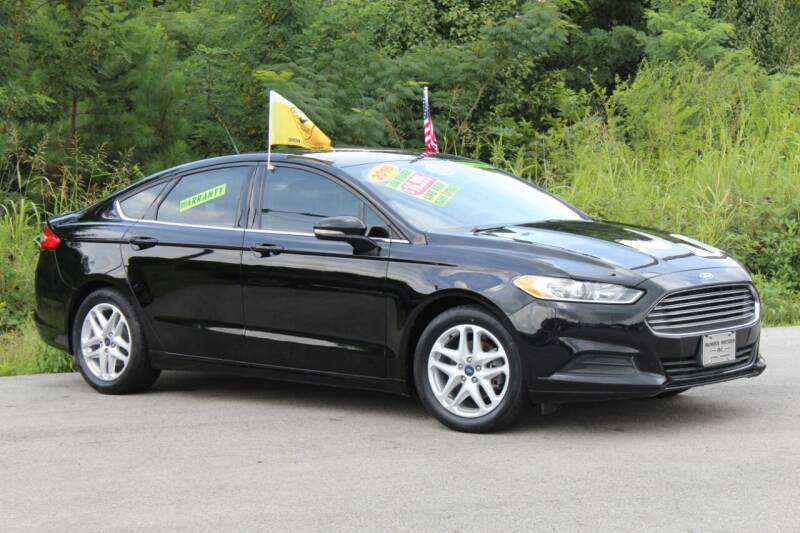 2016 Ford Fusion for sale at McMinn Motors Inc in Athens TN