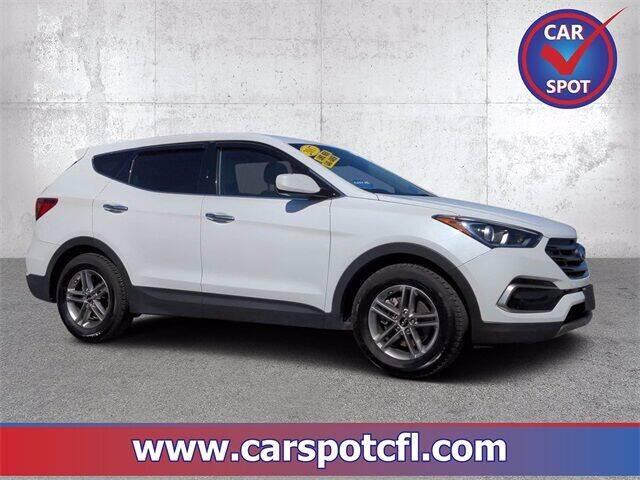 2017 Hyundai Santa Fe Sport for sale at Car Spot Of Central Florida in Melbourne FL