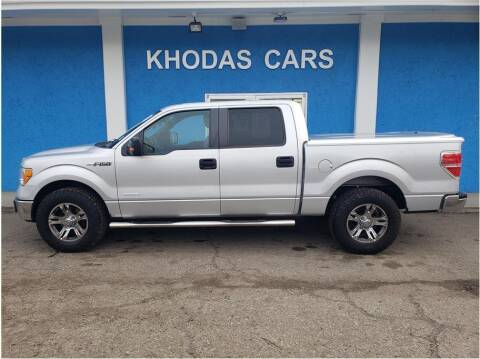 2011 Ford F-150 for sale at Khodas Cars in Gilroy CA