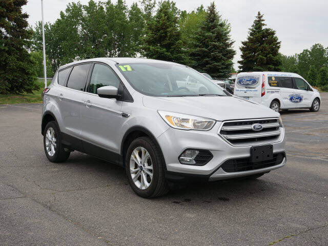 2017 Ford Escape for sale at FOWLERVILLE FORD in Fowlerville MI