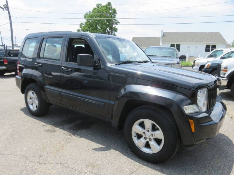 2010 Jeep Liberty for sale at US Auto in Pennsauken NJ