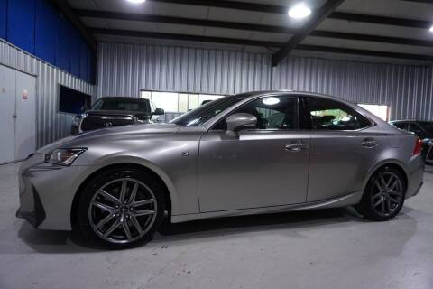 2017 Lexus IS 200t for sale at SOUTHWEST AUTO CENTER INC in Houston TX