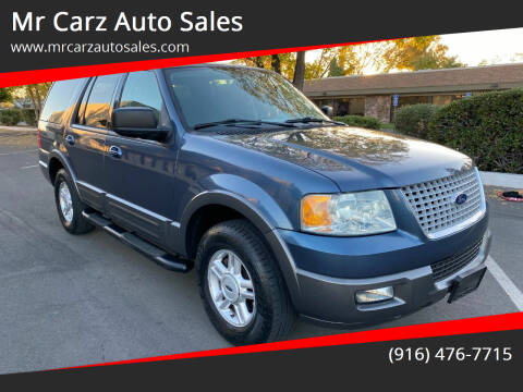 2004 Ford Expedition for sale at Mr Carz Auto Sales in Sacramento CA