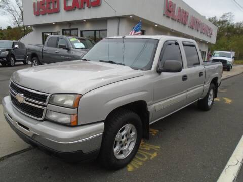 2006 Chevrolet Silverado 1500 for sale at Island Auto Buyers in West Babylon NY