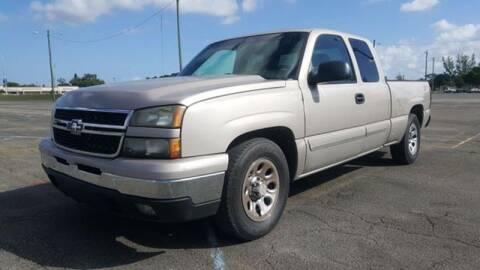 2006 Chevrolet Silverado 1500 for sale at Truck Depot in Miami FL