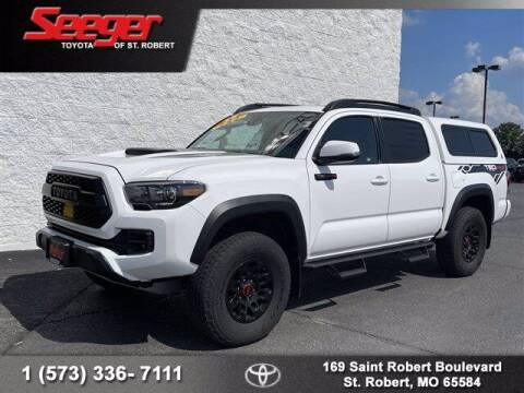 2019 Toyota Tacoma for sale at SEEGER TOYOTA OF ST ROBERT in Saint Robert MO