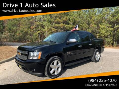 2012 Chevrolet Avalanche for sale at Drive 1 Auto Sales in Wake Forest NC