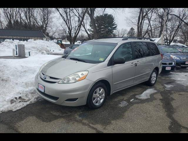 2010 Toyota Sienna for sale at Colonial Motors in Mine Hill NJ