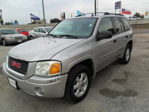 2007 GMC Envoy for sale at Talisman Motor City in Houston TX