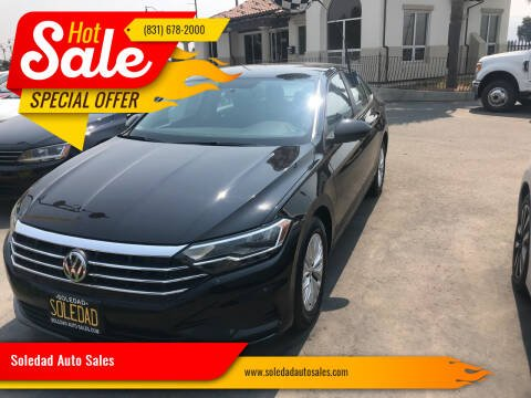 2019 Volkswagen Jetta for sale at Soledad Auto Sales in Soledad CA