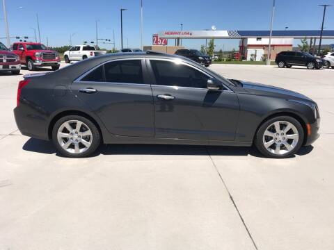 2016 Cadillac ATS for sale at Sportline Auto Center in Columbus NE