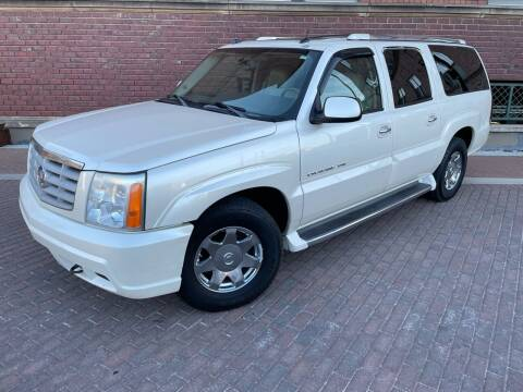 2004 Cadillac Escalade ESV for sale at Euroasian Auto Inc in Wichita KS