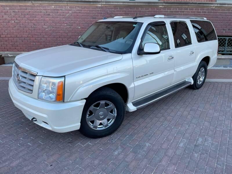 2004 Cadillac Escalade ESV for sale at Euroasian Auto Inc in Wichita KS