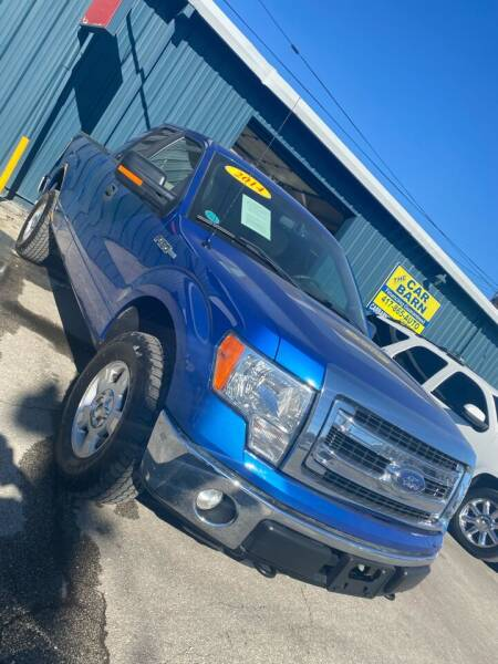 2014 Ford F-150 for sale at Car Barn of Springfield in Springfield MO