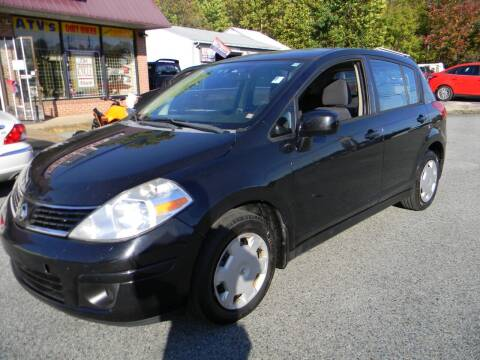 2007 Nissan Versa for sale at A C Auto Sales in Elkton MD