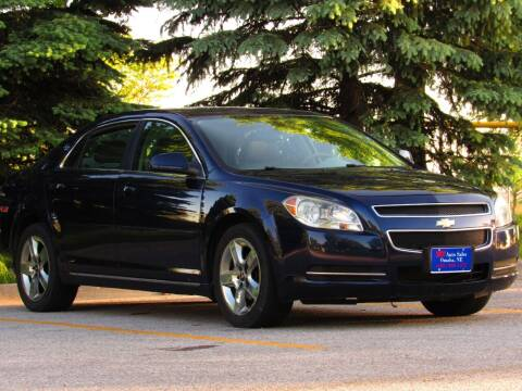 2010 Chevrolet Malibu for sale at NY AUTO SALES in Omaha NE