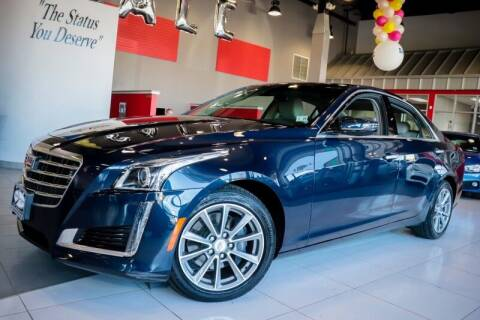 2018 Cadillac CTS for sale at Quality Auto Center of Springfield in Springfield NJ