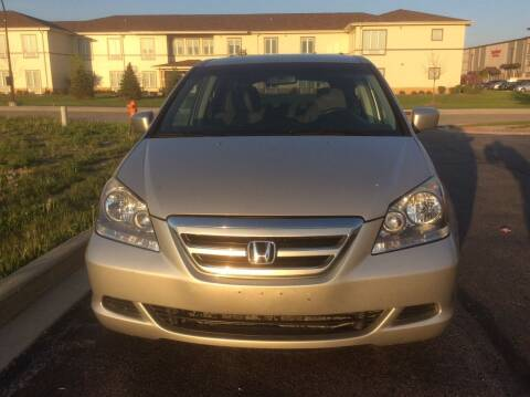 2005 Honda Odyssey for sale at Luxury Cars Xchange in Lockport IL