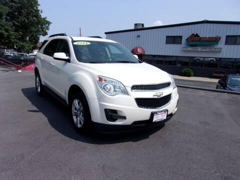 2014 Chevrolet Equinox for sale at Dorman's Auto Center inc. in Pawtucket RI