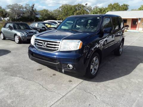 2014 Honda Pilot for sale at FAMILY AUTO BROKERS in Longwood FL