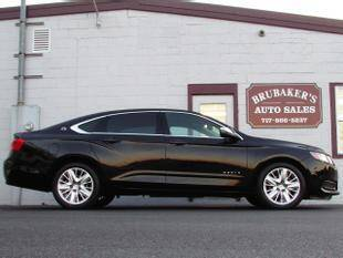 2016 Chevrolet Impala for sale at Brubakers Auto Sales in Myerstown PA