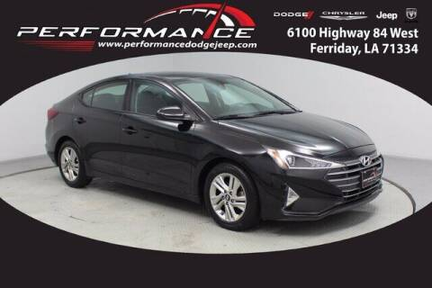 2019 Hyundai Elantra for sale at Auto Group South - Performance Dodge Chrysler Jeep in Ferriday LA