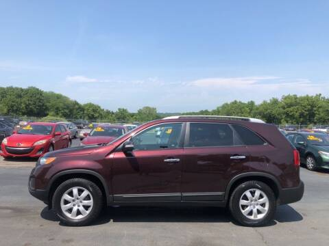 2013 Kia Sorento for sale at CARS PLUS CREDIT in Independence MO