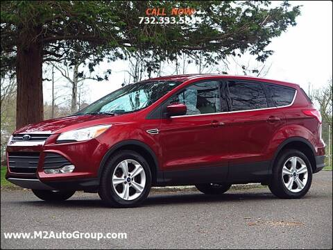 2015 Ford Escape for sale at M2 Auto Group Llc. EAST BRUNSWICK in East Brunswick NJ