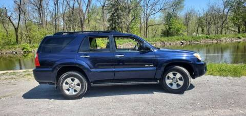 2008 Toyota 4Runner for sale at Auto Link Inc in Spencerport NY