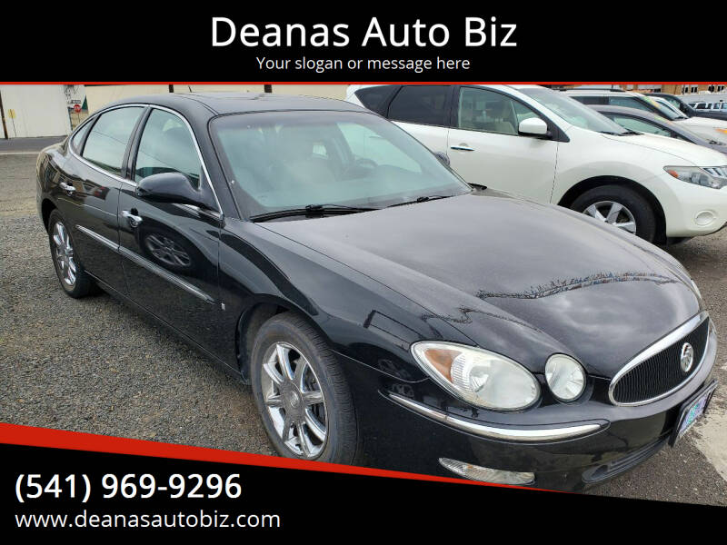 2006 Buick LaCrosse for sale at Deanas Auto Biz in Pendleton OR