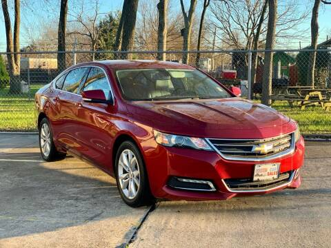 2019 Chevrolet Impala for sale at USA Car Sales in Houston TX
