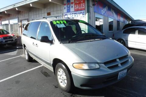 2000 Dodge Grand Caravan for sale at 777 Auto Sales and Service in Tacoma WA