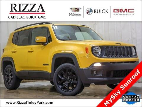 2017 Jeep Renegade for sale at Rizza Buick GMC Cadillac in Tinley Park IL