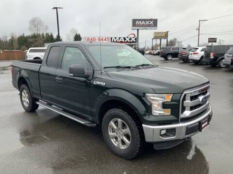 2015 Ford F-150 for sale at Maxx Autos Plus in Puyallup WA