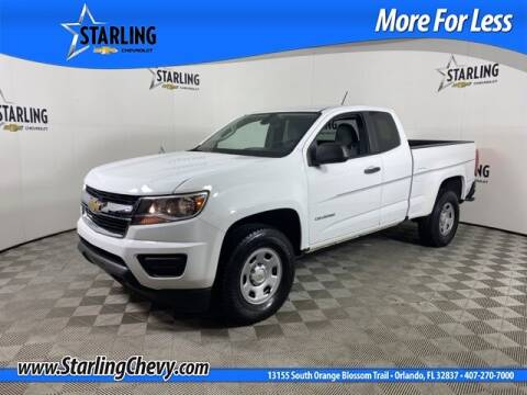 2018 Chevrolet Colorado for sale at Pedro @ Starling Chevrolet in Orlando FL