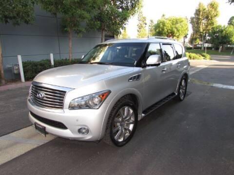 2012 Infiniti QX56 for sale at Pennington's Auto Sales Inc. in Orange CA
