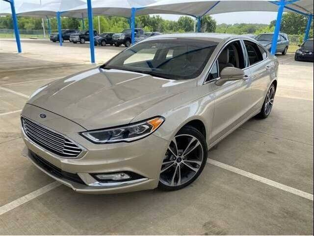 2018 Ford Fusion for sale at FREDY USED CAR SALES in Houston TX