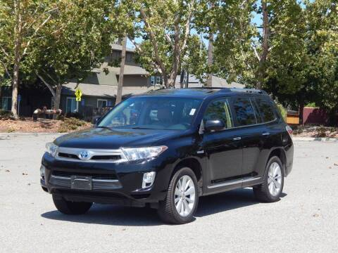 2011 Toyota Highlander Hybrid for sale at Crow`s Auto Sales in San Jose CA