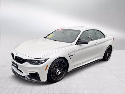 2018 BMW M4 for sale at Fitzgerald Cadillac & Chevrolet in Frederick MD