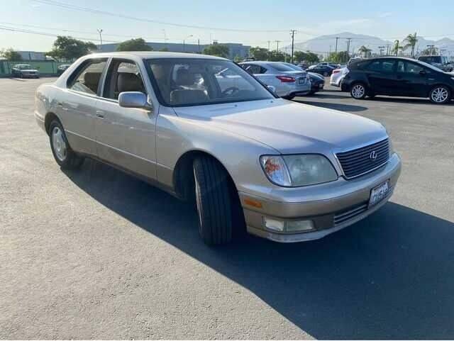 1998 Lexus LS 400 for sale at M&N Auto Service & Sales in El Cajon CA