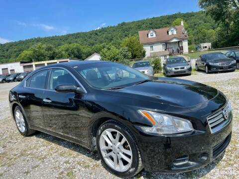 2014 Nissan Maxima for sale at Ron Motor Inc. in Wantage NJ
