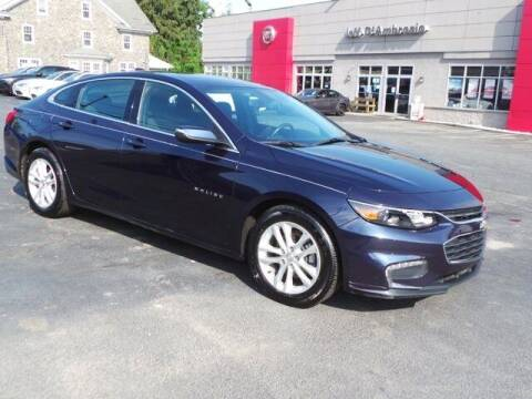 2016 Chevrolet Malibu for sale at Jeff D'Ambrosio Auto Group in Downingtown PA