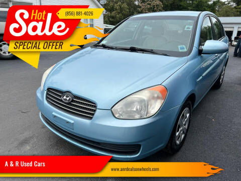 2009 Hyundai Accent for sale at A & R Used Cars in Clayton NJ