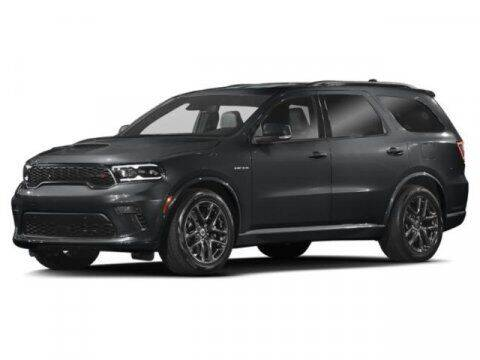 2021 Dodge Durango for sale at Wally Armour Chrysler Dodge Jeep Ram in Alliance OH